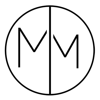 Ponte viscose jersey - black