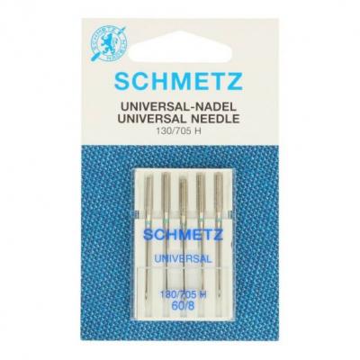 Sewing machine needles 60/8 universal -  5 pcs