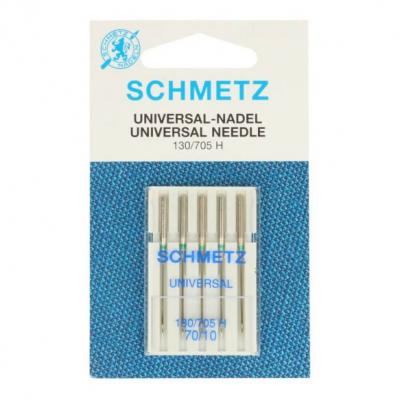 Sewing machine needles 70/10 universal -  5 pcs