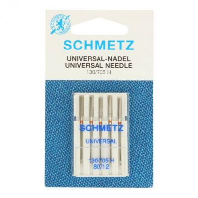 Sewing machine needles 80/12 universal -  5 pcs