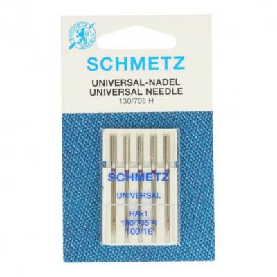 Sewing machine needles 100/16 universal -  5 pcs