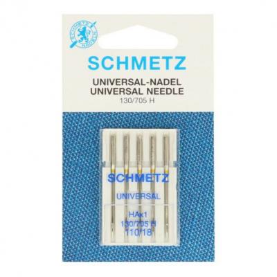 Sewing machine needles 110/18 universal -  5 pcs