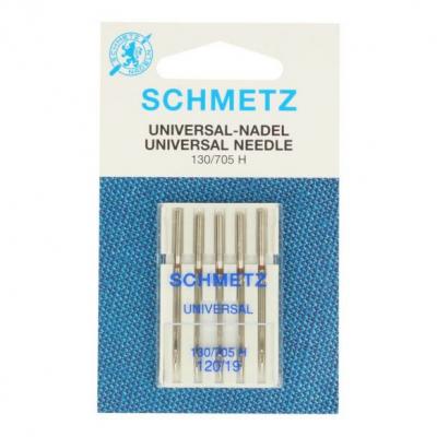 Sewing machine needles 120/19 universal -  5 pcs