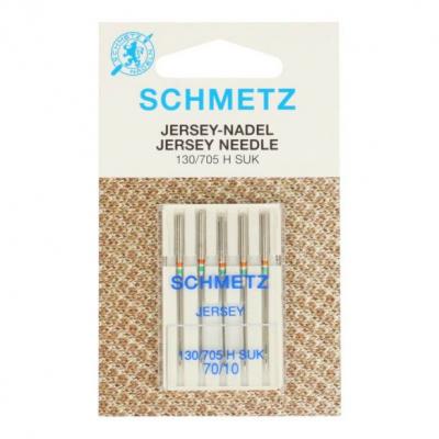 Sewing machine needles 70/10 jersey - 5 pcs