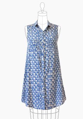 Alder Shirtdress from Grainline Studio