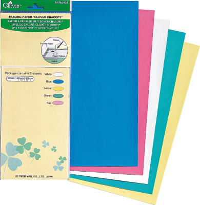 Tracing paper - 5 sheets