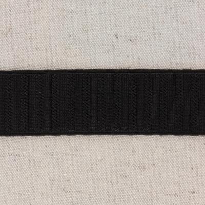 Waistband Elastic, Black 30 mm (no twist)