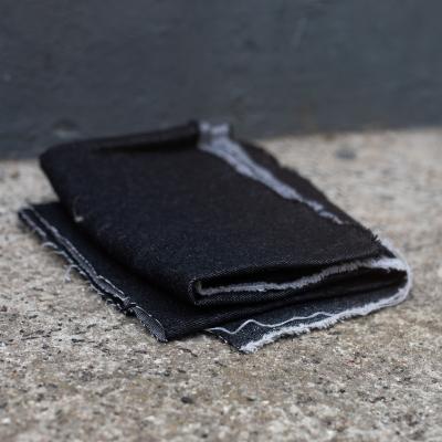 Washed Denim, 10 oz - Black
