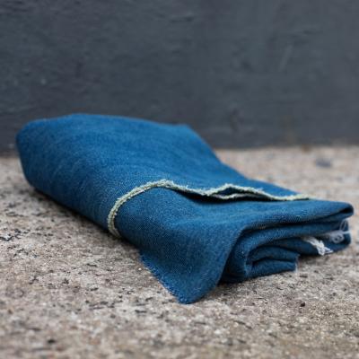 Washed Denim, 10 oz - Mid Blue
