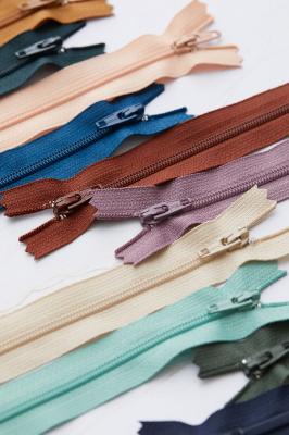 mind the MAKER Coil Zipper - 18 cm