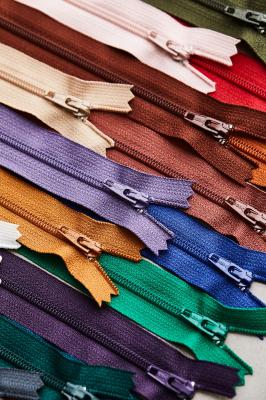 meetMILK coil zipper, 18 cm