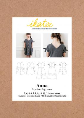 Anna Dress (3-12Y)