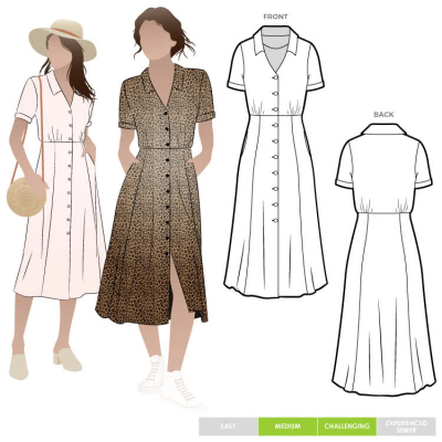 Armidale Dress (size 10-22)