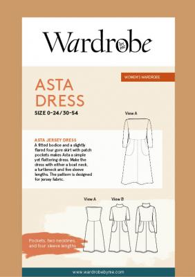 Asta Jersey Dress