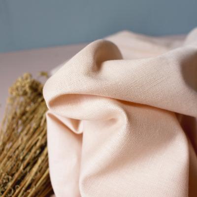 Linen/Cotton - Blush