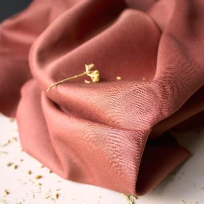 Linen/Cotton - Chestnut