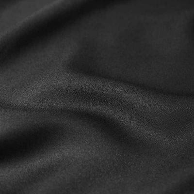 REMNANT 80x135 // Crêpe Black - Viscose