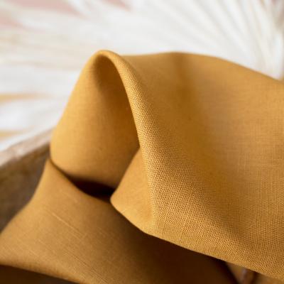 Linen/Cotton - Ochre