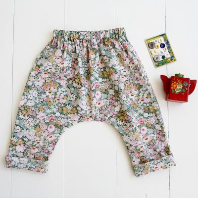 Baby + Toddler Harem Pants