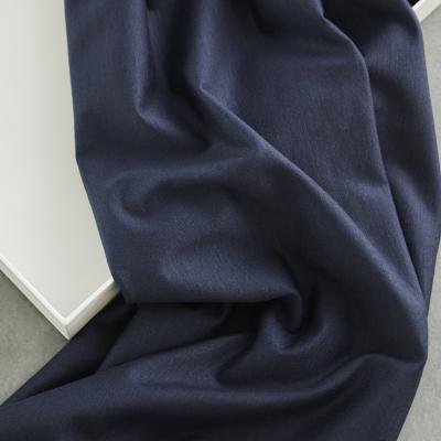 Basic Stretch Jersey - Dark Navy