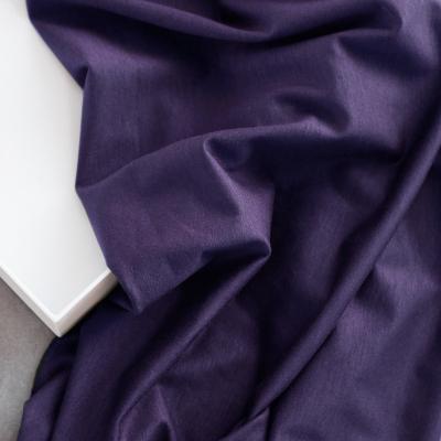 Basic Stretch Jersey - Purple Night