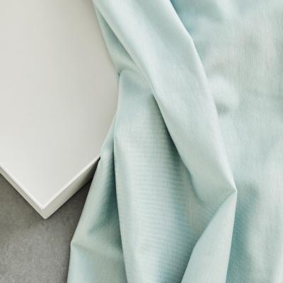 Basic Stretch Jersey - Blue Mist
