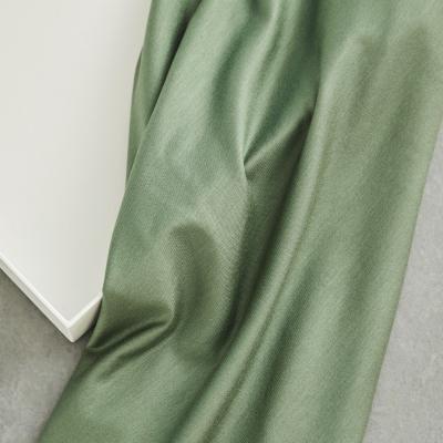 Basic Stretch Jersey - Moss
