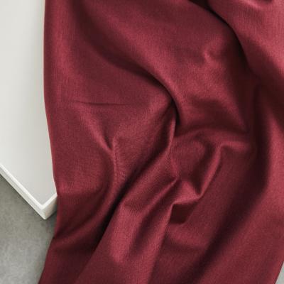 Basic Stretch Jersey - Maroon