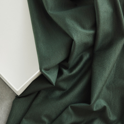 Basic Stretch Jersey - Deep Green