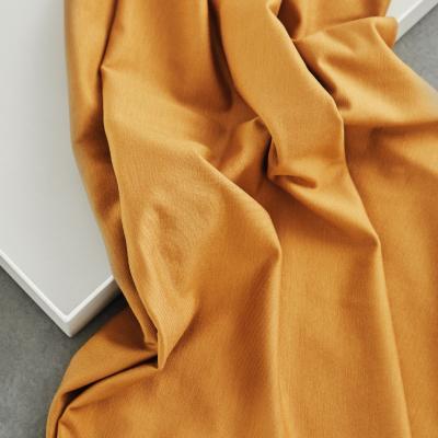 Basic Stretch Jersey - Mustard