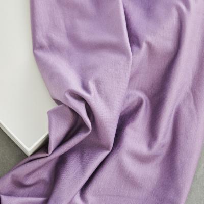REMNANT 50x160 // Basic Stretch Jersey - Mauve