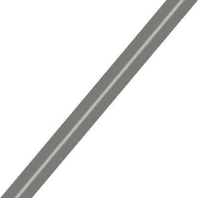 Bias tape 9mm, Grey