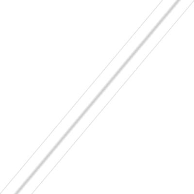 Bias tape  9mm, White