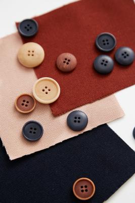 Blaze Corozo Button 15 mm