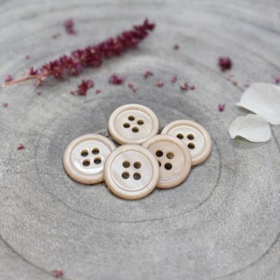 Bliss Button, 11 mm - Blush