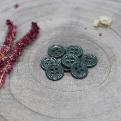 Bliss Button, 11 mm - Cedar