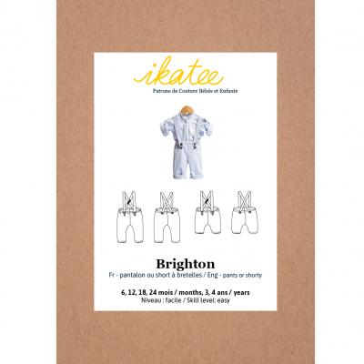 Brighton Pants/Shorty (6M-4Y)