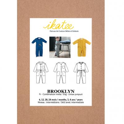 Brooklyn Jumpsuit (1M-4Y)