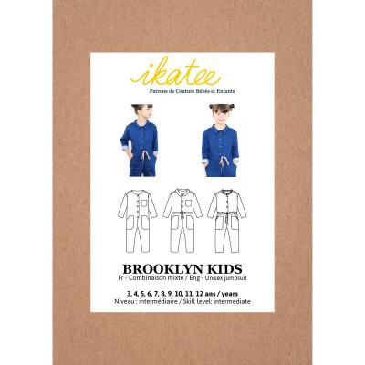 Brooklyn Jumpsuit (3-12Y)