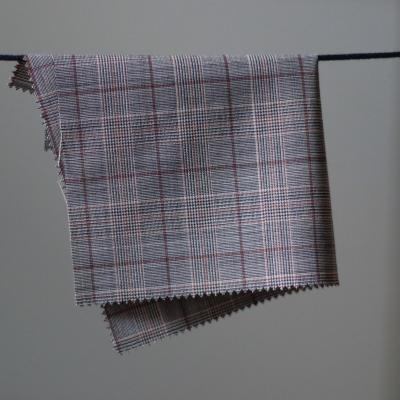 Kyle Plaid - Light wool blend