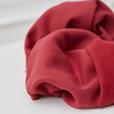 Organic Basic Brushed Sweat - Red