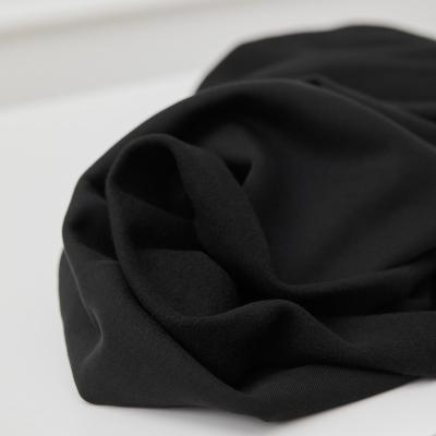 Organic Basic Brushed Sweat - Black