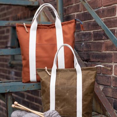 Buckthorn Backpack + Tote