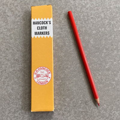 Chalk Pencil - red