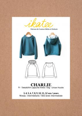 Charlie Hoodie (3-12Y)