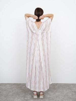 Minimal Kaftan Dress (S+XL)