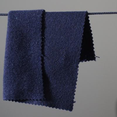 Night Drill - wool blend