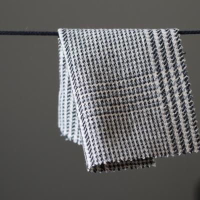 Gallen Tartan Tweed - Grey