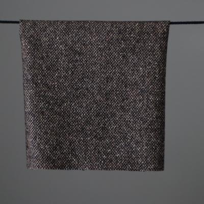 Pirol Uldflannel - brun