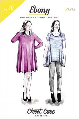 Ebony T-shirt & Dress